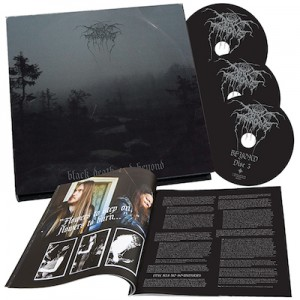 DARKTHRONE Black Death and Beyond(CD)