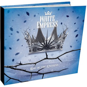 WHITE EMPRESS Rise of the Empress(CD)