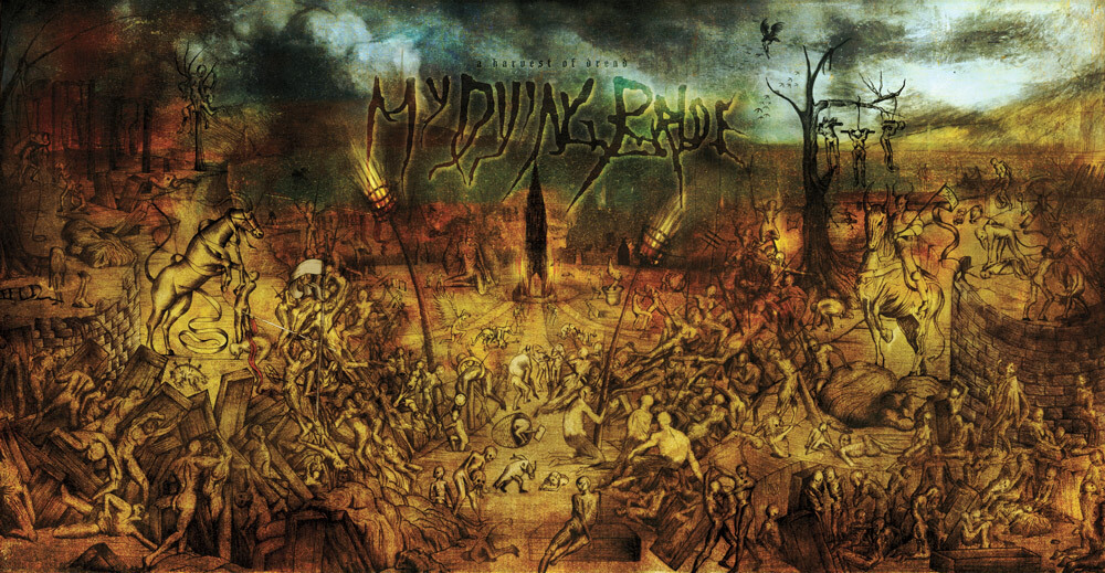 Marking 25 years of My Dying Bride – A Harvest of Dread – 9th December