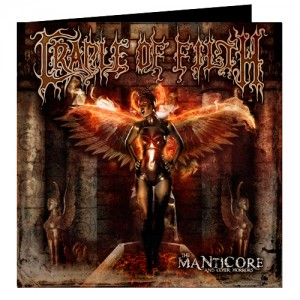 CRADLE OF FILTH The Manticore & Other Horrors(Vinyl)