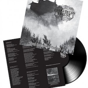 CARPATHIAN FOREST Through Chasm Caves & Titan Woods(Vinyl)