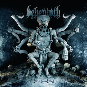 BEHEMOTH The Apostasy(CD/DVD)