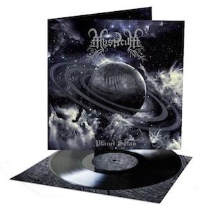MYSTICUM Planet Satan(Vinyl)