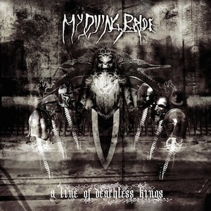 MY DYING BRIDE A Line of Deathless Kings(Vinyl)