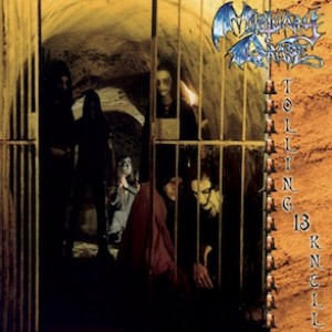 MORTUARY DRAPE Tolling 13 Knell(CD)