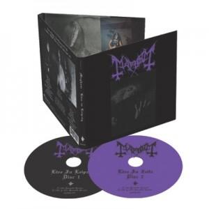 MAYHEM Live in Leipzig(CD)