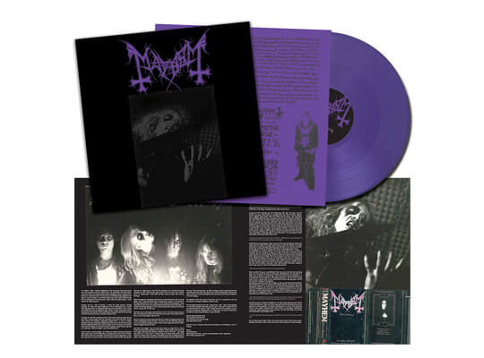 Mayhem – Live in Leipzig 25th Anniversary Edition release details
