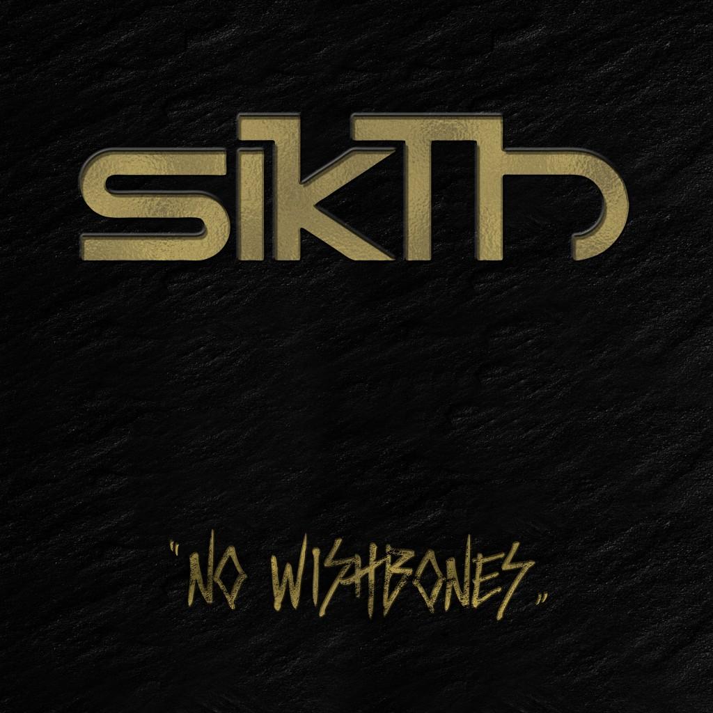 SikTh No Wishbones artwork