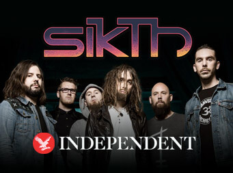 SikTh's 'Opacities' mini album gets exclusive stream on The Independent's website