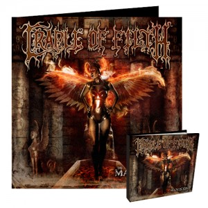CRADLE OF FILTH The Manticore & Other Horrors(CD/Vinyl)