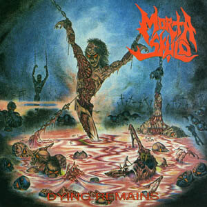 MORTA SKULD Dying Remains(CD)