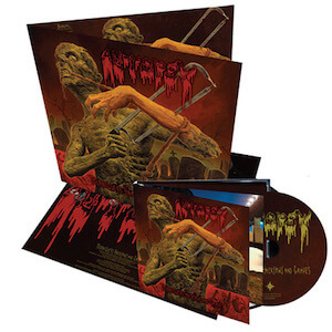 AUTOPSY Tourniquets Hacksaws & Graves(CD/Vinyl)