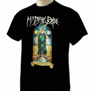 My Dying Bride – Feel The Misery t-shirt