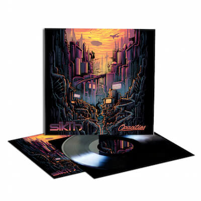 SIKTH Opacities(Vinyl)