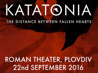 Katatonia to perform exclusive show at Roman Theater in Plovdiv, Bulgaria