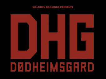 DØDHEIMSGARD ANNOUNCE EUROPEAN LIVE SHOWS – STARTING 18TH JUNE