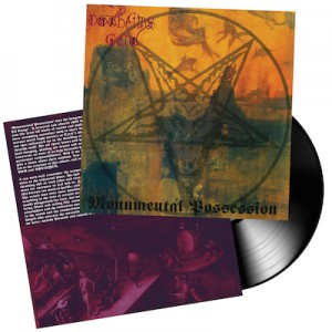 DODHEIMSGARDMonumental Possession(Vinyl)