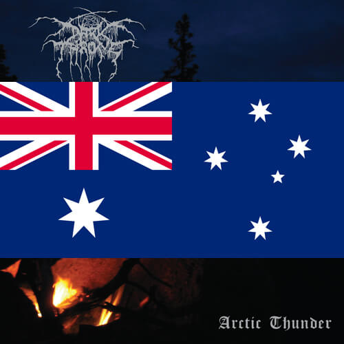 DARKTHRONEArctic Thunder(Australia)