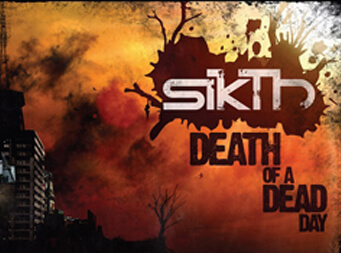 Peaceville release the 10th anniversary edition of SikTh's Death of a Dead Day on double heavyweight LP & CD