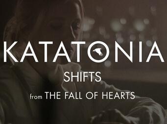 Katatonia premieres 'Shifts' video ahead of European headline tour for The Fall of Hearts album