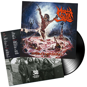 MORTA SKULDDying Remains(Vinyl)
