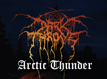 Darkthrone's new album 'Arctic Thunder' is OUT NOW