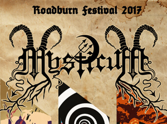 Mysticum confirmed for Roadburn Festival – April 22nd 2017 – 013 Venue, Tilburg, NL