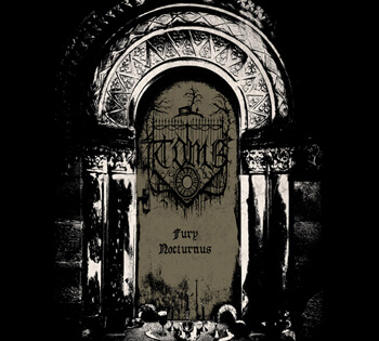 U.S.  blackened noise act T.O.M.B.'s Fury Nocturnus is OUT NOW