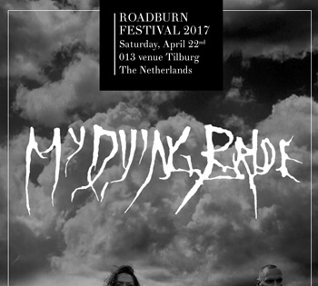 My Dying Bride will bring true misery to Roadburn Festival 2017