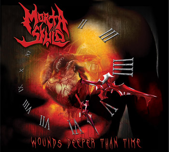 "Morta Skuld release new track ""Breathe In The Black"" from new studio album 'Wounds Deeper Than Time'"