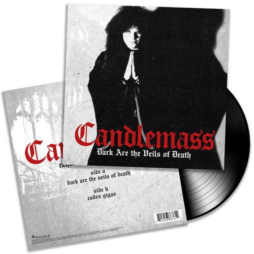 CandlemassDark Are The Veils Of Death(Vinyl)