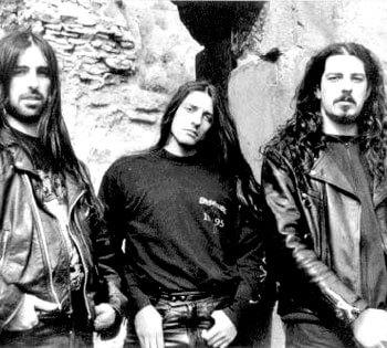 Peaceville will release Rotting Christ vinyl series