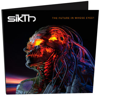 SikThThe Future In Whose Eyes?(CD)