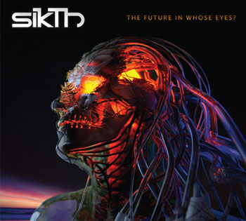 SikTh's new album The Future In Whose Eyes? is OUT NOW