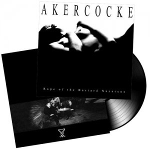AkercockeRape Of The Bastard Nazarene(Vinyl)