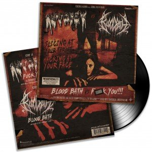 Autopsy / BloodbathFuck You!!! / Blood Bath(7″ Vinyl)
