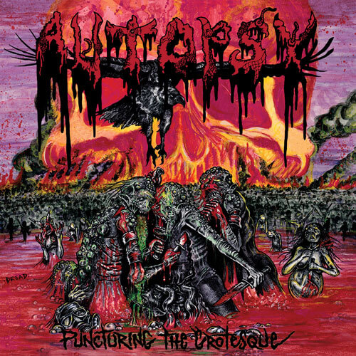 Autopsy release new mini album – Puncturing the Grotesque and premiere title track