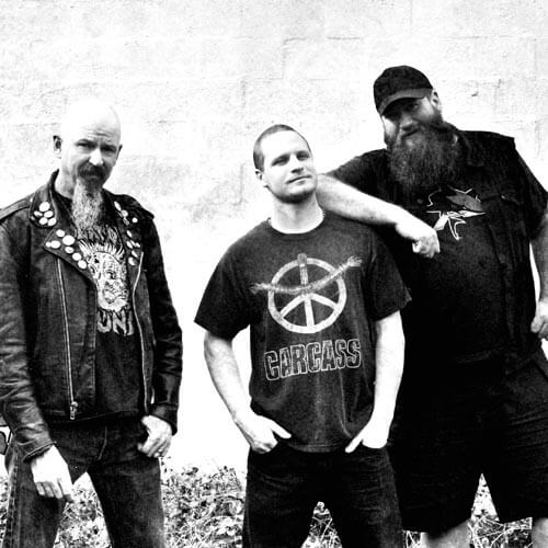Violation Wound release new studio album of violent punk rock