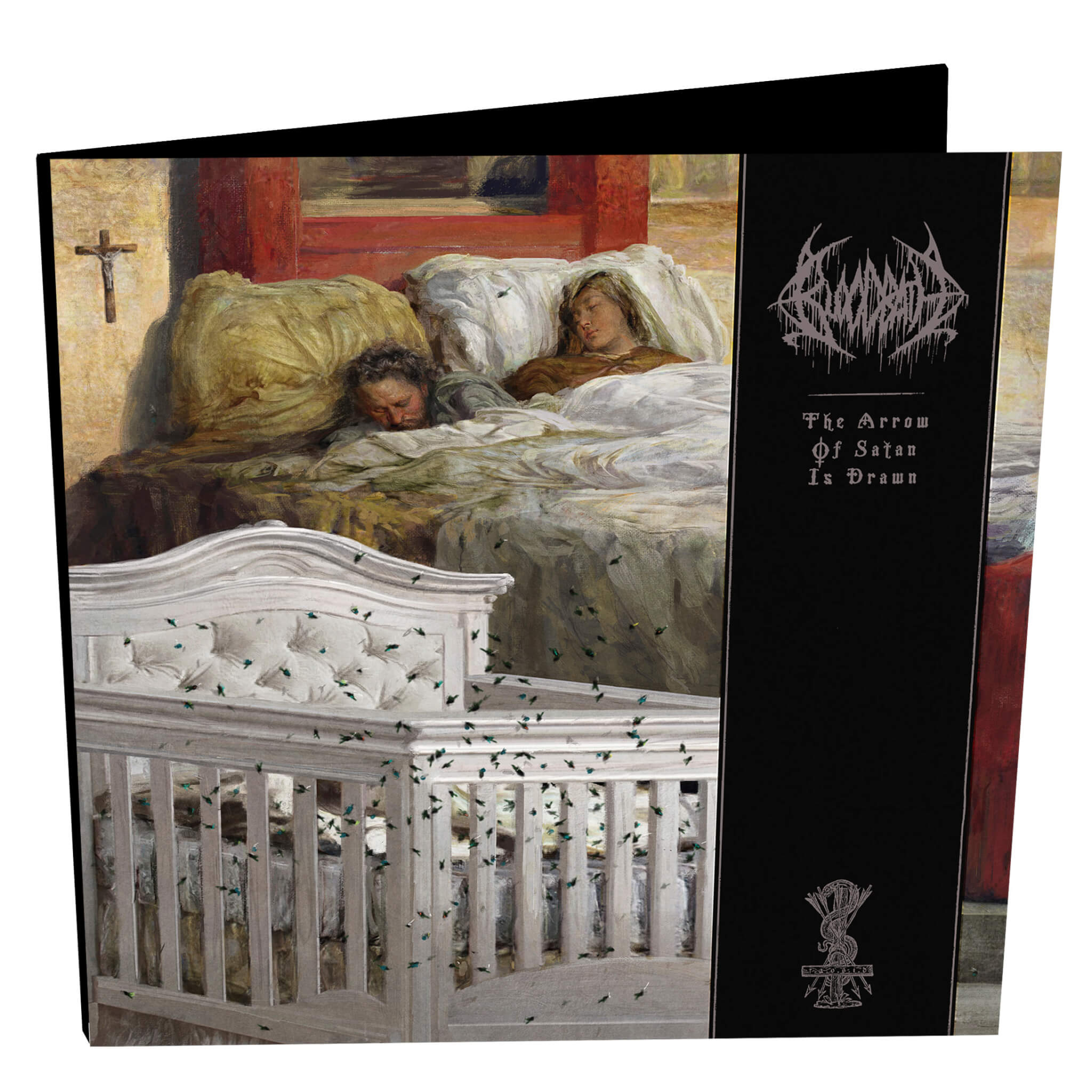 BloodbathThe Arrow of Satan is Drawn(CD)