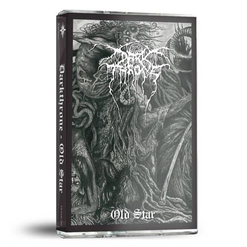 DarkthroneOld Star(Cassette)
