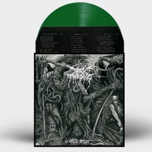 DarkthroneOld Star(Green Vinyl)