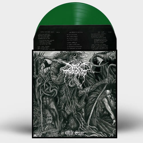 DarkthroneOld Star(Green Vinyl)