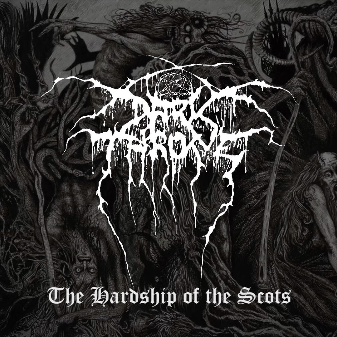 Darkthrone reveal new song 'The Hardship of the Scots'