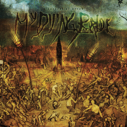 My Dying Bride 'A Harvest of Dread' deluxe 5 disc book now available