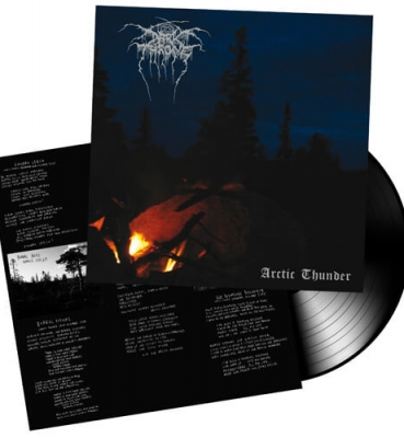 <b>DARKTHRONE</b><br>Arctic Thunder<br>(Vinyl)