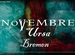 Novembre premiere new track 'Bremen' from their new album Ursa exclusively with 'Bloody Disgusting'