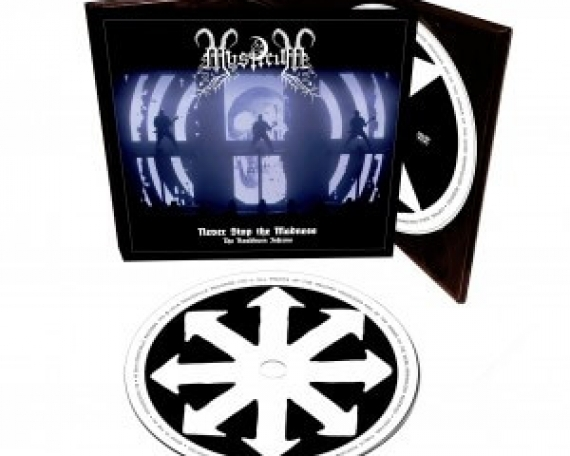MysticumNever Stop the Madness…(CD + DVD)