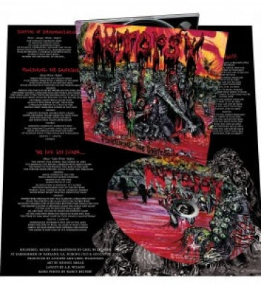 <b>Autopsy</b><br>Puncturing the Grotesque<br>(CD)