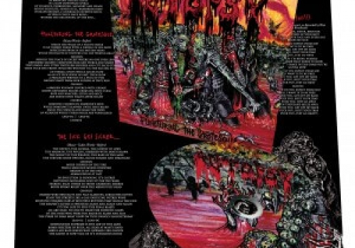 AutopsyPuncturing the Grotesque(CD)