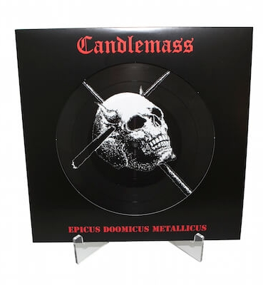 <b>CANDLEMASS</b><br>Epicus Doomicus Metallicus<br>(Vinyl)